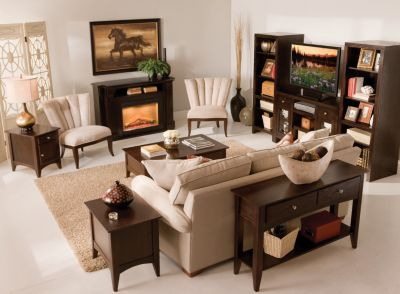 Finding Your Focal Point One Room Three Ways Raymour and