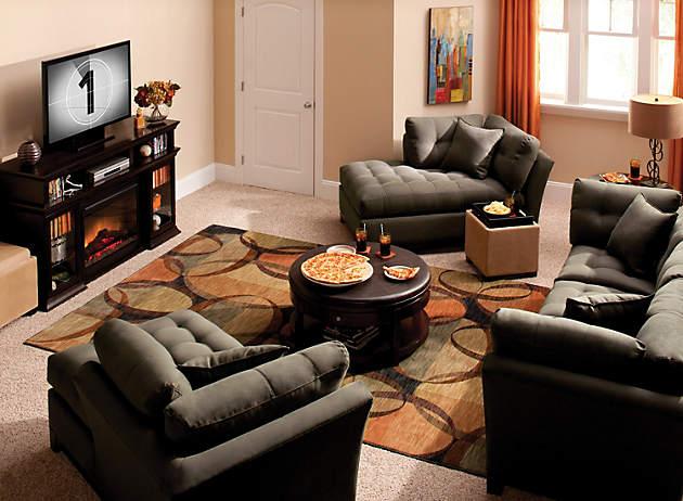 Shop This Room: A Moderate Setup »