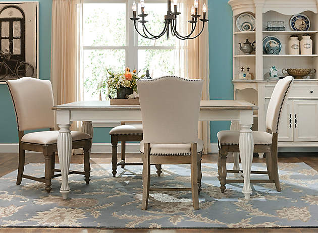 Shop This Room: French Dining »
