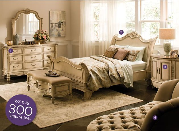 Big Bedrooms bedroom furniture that fits | big bedrooms | raymour and flanigan