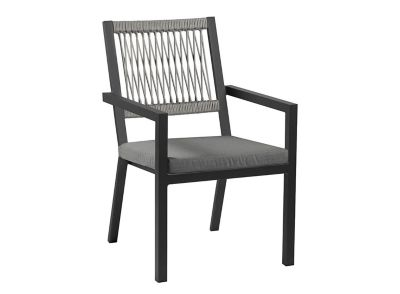 Outdoor Dining Set Eddie Bauer Explorer Outdoor Dining Chair W/ Cushion