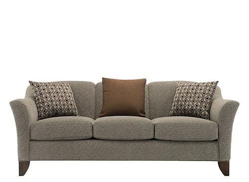 Meyer Chenille Sofa Unique Granite