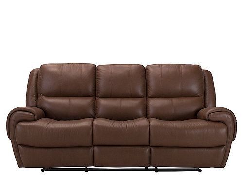 Colvin Leather Reclining Sofa