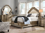 Genevieve 4-pc. King Bedroom Set