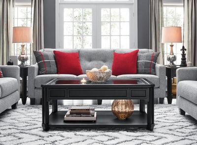 Finnegan Transitional Living Room Collection Design Tips Ideas