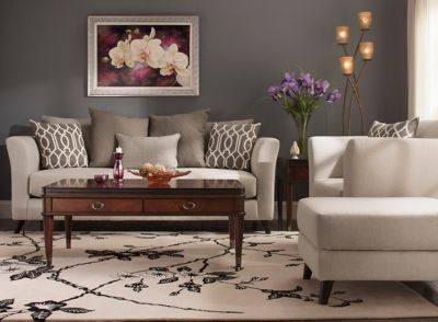 New living room furniture White Sofas Raymour Flanigan Living Room Furniture Raymour Flanigan