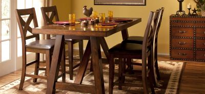 Royce 5 Pc. Counter Height Dining Set
