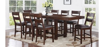 Counter Height Dining Set. Product Image