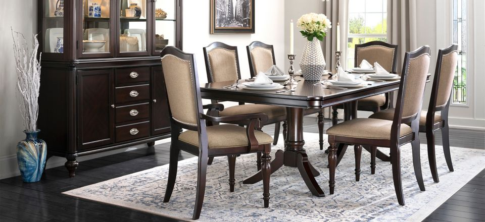 Bay City 7-pc. Dining Set