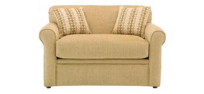 portland twin sleeper chair