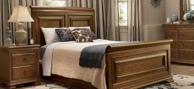 Charmant Pennsylvania House Avondale 4 Pc. Queen Bedroom Set W/ Small Nightstand