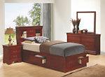 Rossie 4-pc. Twin Storage Bedroom Set