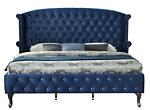 Lucca Upholstered Full Platform Bed