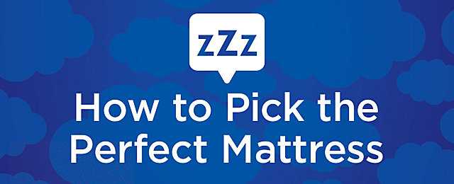 How to pick the perfect mattress raymour and flanigan furniture design center - Picking the right matress ...