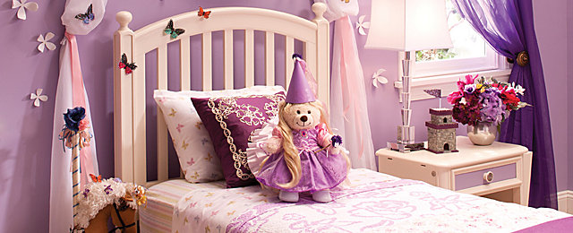 Colorful Kids Rooms | Raymour and Flanigan Furniture Design Center