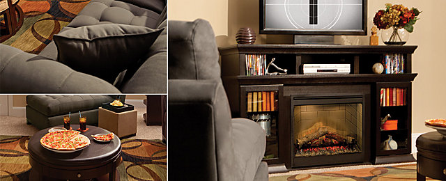 Gentil A Theater Near You | Take 1: A Moderate Setup | Raymour And Flanigan  Furniture Design Center