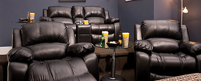 A Theater Near You | Take 3: The Ultimate Setup | Raymour And Flanigan  Furniture Design Center