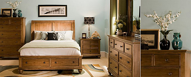 I Want Bedroom Storage | Raymour and Flanigan Furniture Design Center