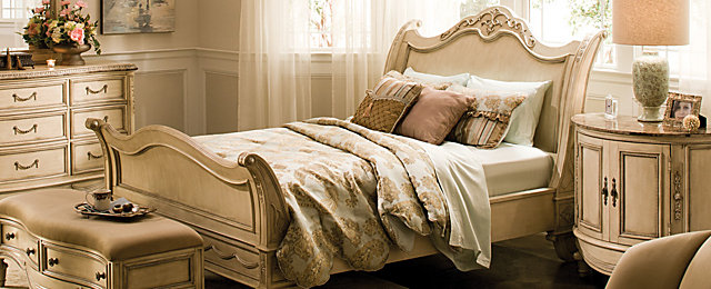 Bedroom Furniture That Fits | Big Bedrooms | Raymour and Flanigan ...