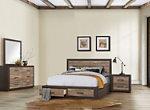 Chad 4-pc. King Bedroom Set