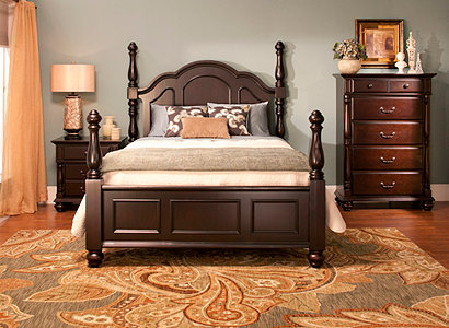 Serendipity Traditional Bedroom Collection Design Tips