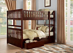 Shannon Full-Over-Full Bunk Bed w/ Storage