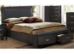 Richardson Queen Storage Bed