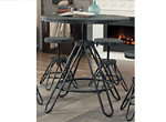 O'Toole 3-pc. Adjustable Height Dining Set