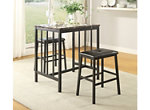 Flannery 3-pc. Counter Height Dining Set