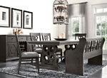 Belmore 6-pc. Dining Set w/Bench