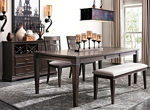 Dining Room Tables Storage Sets