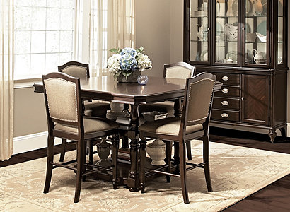 Bay City Transitional Dining Collection Design Tips
