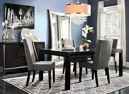 Logan Contemporary Dining Collection