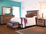 Antique 4-pc. Queen Bedroom Set