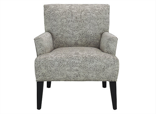 Cates Accent Chair Pewter Raymour Amp Flanigan