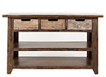 Painted Canyon Console Table