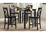 Simplicity 5-pc. Counter-Height Dining Set