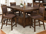 Cannon Valley 7-pc. Counter-Height Dining Set