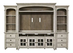 Magnolia Park 4-pc. Entertainment Center