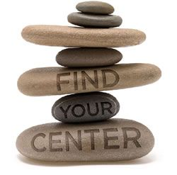 Image result for find your center