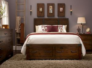 bed frames & headboards | bedroom furniture | raymour & flanigan