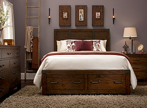 King BedsBedroom Furniture   Raymour   Flanigan. Raymour And Flanigan Bedroom Sets. Home Design Ideas