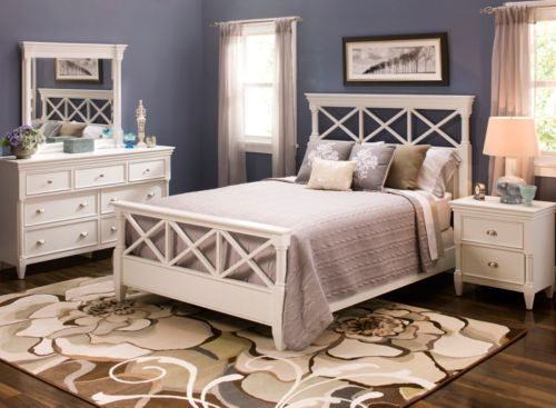 Retreat 4 Pc Bedroom Set Raymour, Raymour And Flanigan Bedroom Furniture