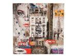 NYC 3D Mixed Media Wall Art