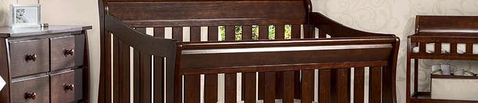 Kids' Bedrooms - Baby Cribs