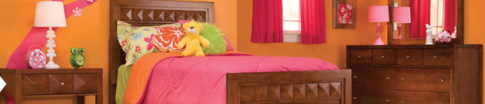 Youth Bedrooms - Kids Bedroom Sets
