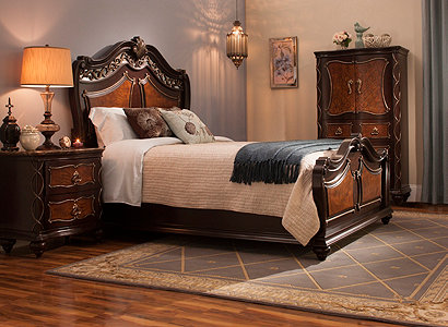 Palazzo Traditional Bedroom Collection Design Tips Ideas Raymour And Flanigan Furniture