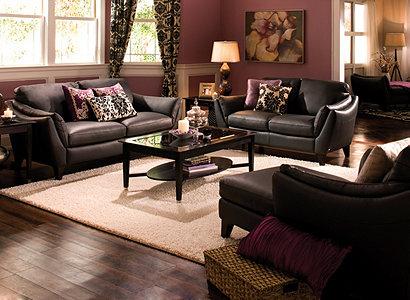 Greccio Leather Sofa Innovative