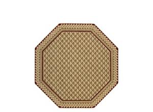 Octagonal Rugs