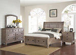 Allegra 4-pc. King Storage Bedroom Set
